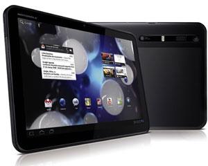 Tablet Xoom, da Motorola, chega ao Brasil (Foto: Divulgação)