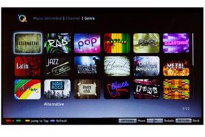 Music Unlimited, da Sony, é o concorrente do iTunes, da Apple (Foto: Reprodução)