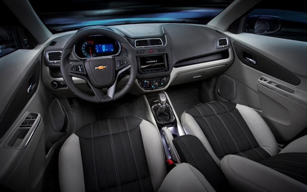 Auto Esporte GM Apresenta O Chevrolet Cobalt Concept Em