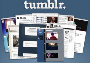 Tumblr ultrapassa o WordPress (Foto: Reprodução)