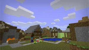 'Chain World', game criado para ser uma religião, foi feito em cima de 'Minecraft' (foto) (Foto: Divulgação)