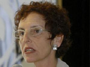 A relatora especial das Nações Unidas pelo Direito à Moradia Adequada, Raquel Rolnik (Foto: Divulgação/ONU)