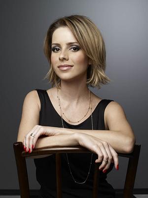 A cantora Sandy (Foto: Divulgação)