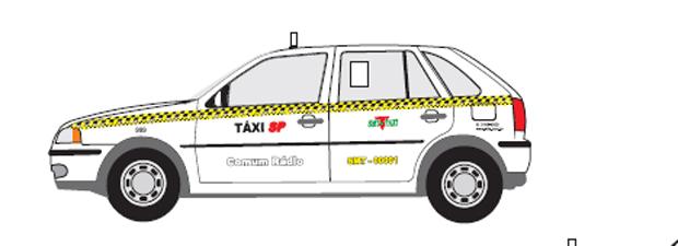 táxi (Foto: Divulgação)