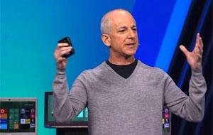 Steven Sinofsky durante apresentação do Windows 8 (Foto: Divulgação)