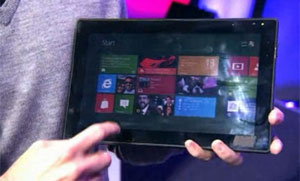 Tablet para Windows 8