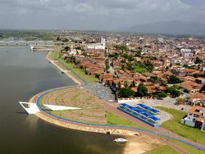Vista aérea de Sobral (Foto: Wellington Macedo/Agência Diário)