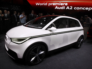 Audi A2 (Foto: Reuters)