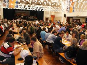 Festa tradicional alemã acontece neste sábado (24) (Foto: Organização/ Divulgação)