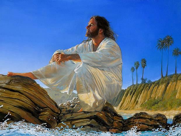 Artista cria 'Jesus sarado' para aproximar jovens da religião (Foto: Stephen Sawyer / Art4God)