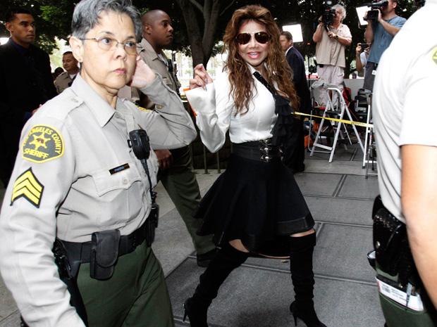 La Toya Jackson (Foto: Reuters/Reuters)