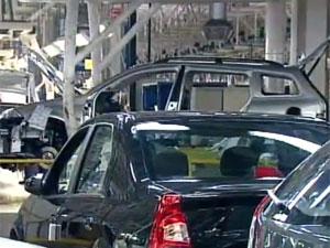produção carros (Foto: Arquivo/TV Globo)