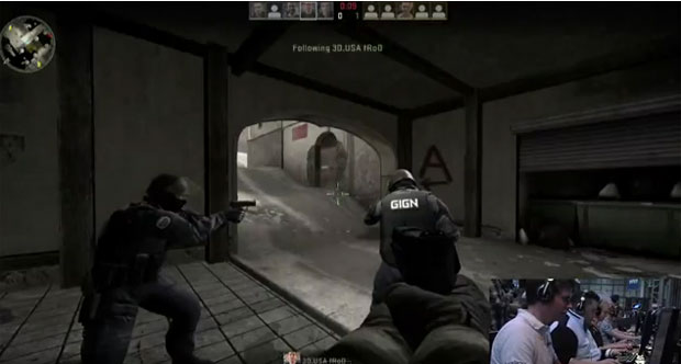 Vídeo na internet mostra 1 hora do novo 'Counter Strike' (Foto: Divulgação)