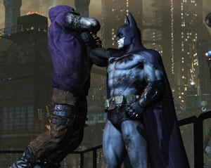 'Batman: Arkham City' é um dos games mais aguardados de 2011 (Foto: Divulgação)
