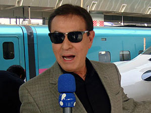 O apresentador Amaury Jr. (Foto: Divulgação)