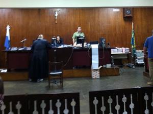 julgamento (Foto: Tássia Thum/G1)