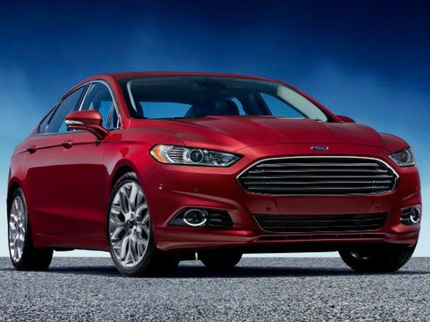 Ford Fusion 2013 (Foto: Divulgação)