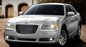 Chrysler 300 (Foto: Divulgação)