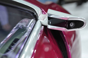 toyota ns-4 retrovisor (Foto: Mike Cassese/Reuters)