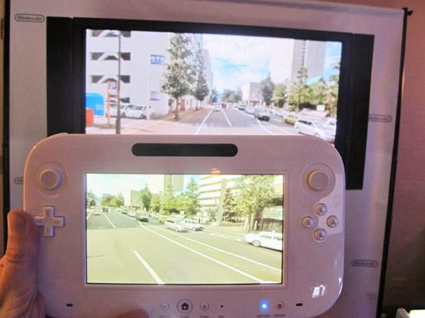 Wii U - Controle
