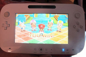 Controle Tablet do Wii U