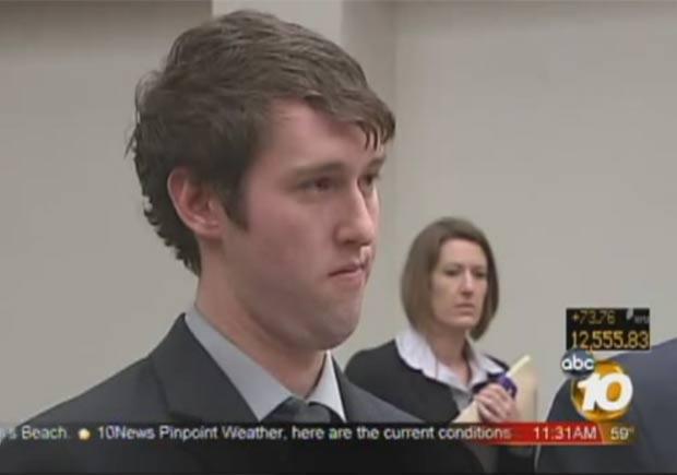 James Burkhart pegou 89 dias de cadeia. (Foto: Reprodução)