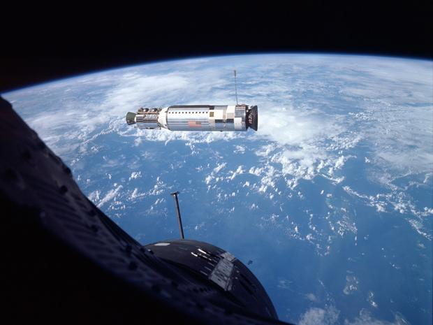 Fotos inéditas do projeto Gemini foram divulgadas. (Foto: Nasa / via BBC)
