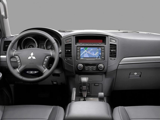 Auto Esporte Mitsubishi Pajero Full Ganha Reestilizao