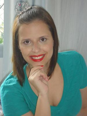 Beatriz carnaval (Foto: Arquivo pessoal)
