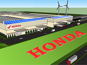 Nova planta terá capacidade de produzir 1,1 milhão de unidades ao ano (Foto: Divulgação)