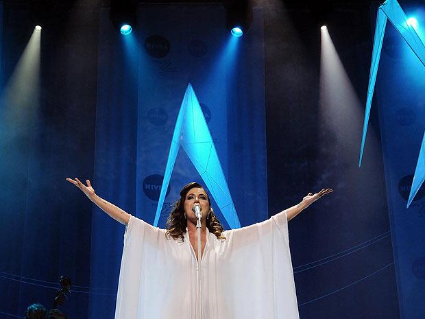 """A cantora Maria Rita abre a turnê """"Viva Elis"""", que marca os 30 anos da morte de Elis Regina (Foto: Alexandre Durão/G1)"""