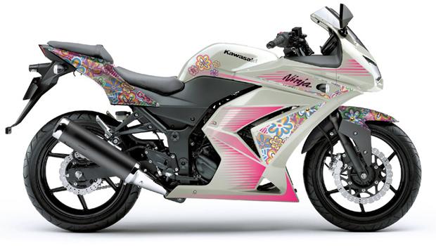 Kawasaki; Ninja; 250R; Charm (Foto: Divulgação)