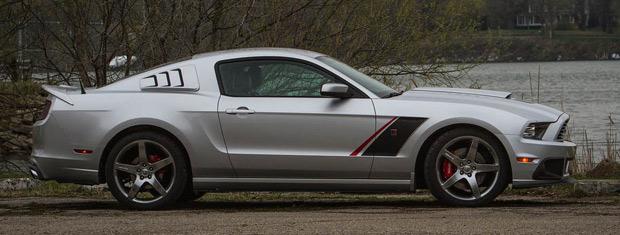 Na versão Stage 3, o motor do Mustang passou de 412 cv para 573 cv (Foto: Divulgação)