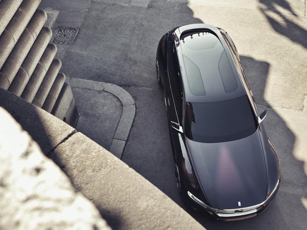 Citroën Numéro 9 pertence à gama de luxo DS (Foto: Divulgação)