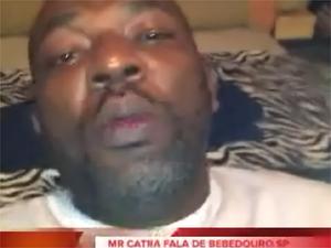 Mr. Catra fala sobre confusão em show de Bebedouro (SP) (Foto: Divulgação)