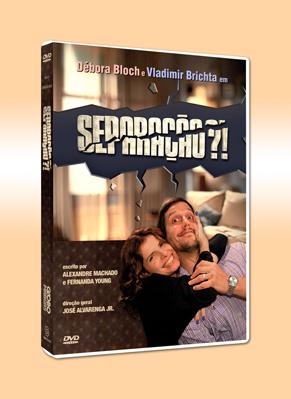 DVD da série Separação?! chega às lojas (Foto: Divulgação)