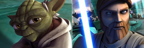 Star Wars: A Guerra dos Clones (Foto: Divulgação)