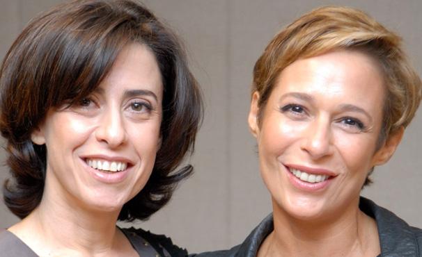 Sueli e Fátima se mudam para Copacabana na nova temporada de Tapas e Beijos (Foto: Divulgação / TV Globo)