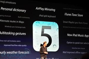 Novidades do iOS 5 (Foto: Reprodução)