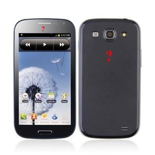Suposto Galaxy S4 sem o logotipo da fabricante (Foto: Divulgação) (Foto: Suposto Galaxy S4 sem o logotipo da fabricante (Foto: Divulgação))