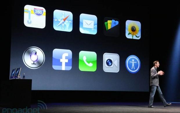 iOS 6 chegará no novo iPhone 5 (Foto: Reprodução/Engadget)