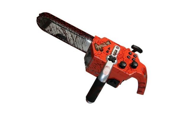 NubyTech Resident Evil 4 Chainsaw Controller (Foto: Divulgação)