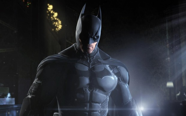Batman no início de carreira em Arkham Origins (Foto: Divulgação) (Foto: Batman no início de carreira em Arkham Origins (Foto: Divulgação))