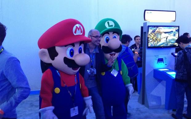 O TechTudo participou do showcase da Nintendo na E3 2013 (Foto: Reprodução / Spencer Stachi)