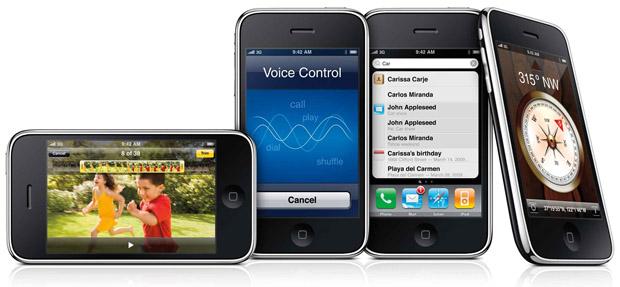 iPhone 3GS (Foto: Divulgação)