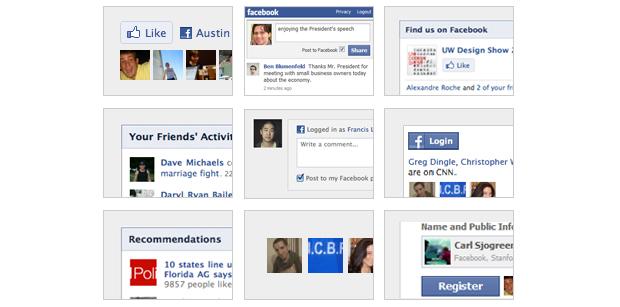 Social Plugins do Facebook (Foto: Reprodução/TechTudo)