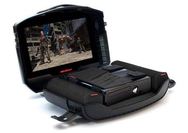 Projeto GAEMS Leve Seu Xbox 360 Ou PS3 Com Voc
