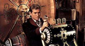 A Máquina do Tempo (Foto: Reprodução)