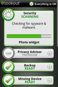 Lookout Mobile Security (Foto: Divulgação)