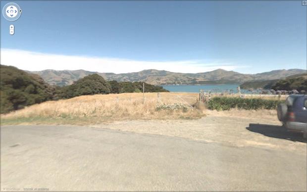Lugar aleatório, na Nova Zelândia (Foto: Reprodução/Gustavo Ribeiro)